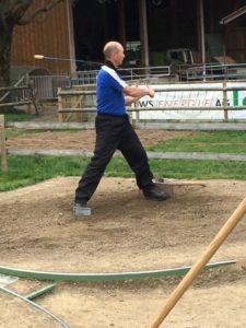 4. Nachwuchsmeisterschaftsrunde gegen Oeschenbach-Kleindietwil und Schmidigen @ Hornusserplatz Rütschelen