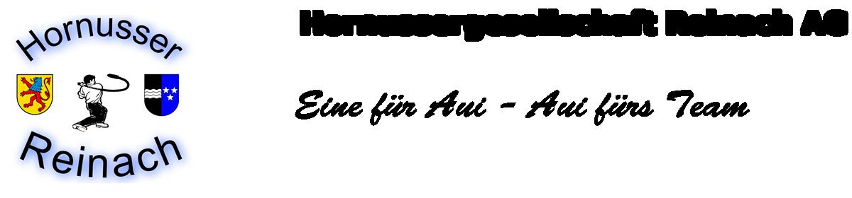 Hornussergesellschaft Reinach AG